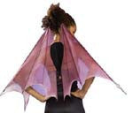 Deluxe Bat Wings - HalloweenCostumes4U.com - Accessories