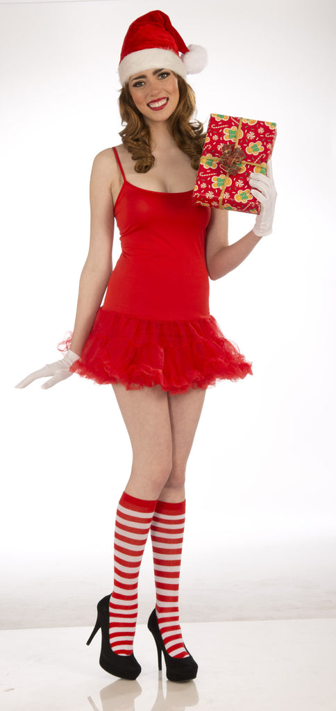 Halloween Costume Socks Rag Doll Stockings - HalloweenCostumes4U.com - Accessories