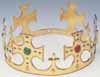 Maltese Crown - HalloweenCostumes4U.com - Accessories