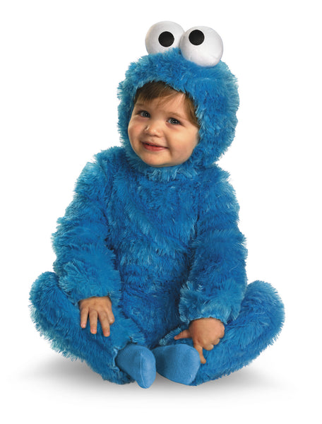 Infants/Toddlers Sesame Street Cookie Monster Costume - HalloweenCostumes4U.com - Kids Costumes - 2