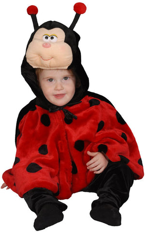 Infants/Toddlers Ladybug Costume - HalloweenCostumes4U.com - Infant & Toddler Costumes