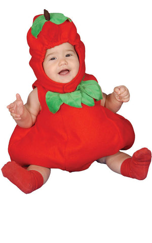 Infants/Toddlers Apple Costume - HalloweenCostumes4U.com - Infant & Toddler Costumes