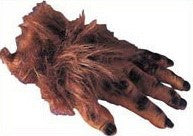 Brown Hairy Hands - HalloweenCostumes4U.com - Accessories