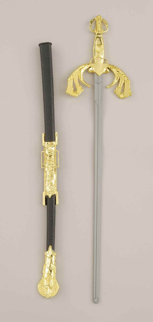 Halloween King's Toy Sword - HalloweenCostumes4U.com - Accessories