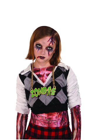 Zombie Necklace - HalloweenCostumes4U.com - Accessories
