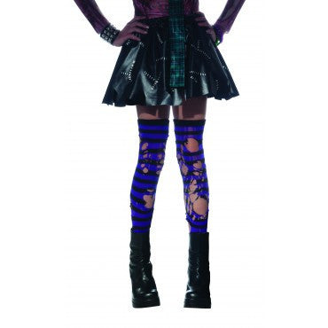 Kids Zombie Thigh High - HalloweenCostumes4U.com - Accessories