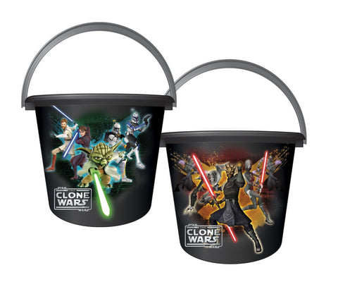 Star Wars Clone Wars Treat Bucket - HalloweenCostumes4U.com - Accessories