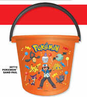 Pokemon Treat Bucket - HalloweenCostumes4U.com - Accessories