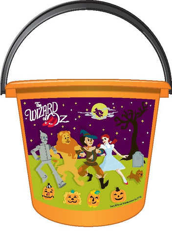 Wizard of Oz Trick or Treat Bucket - HalloweenCostumes4U.com - Accessories
