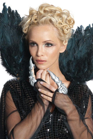 Snow White and the Huntsman Queen Ravenna's Finger Tips - HalloweenCostumes4U.com - Accessories