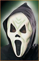 Pained Ghost Mask - HalloweenCostumes4U.com - Accessories