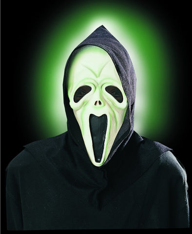 Shocked Ghost Mask - HalloweenCostumes4U.com - Accessories