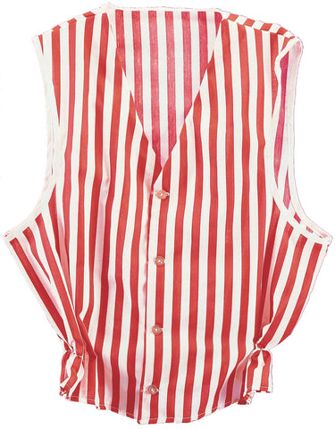 Adults Striped Vest