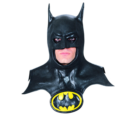 Batman Mask with Cowl - HalloweenCostumes4U.com - Accessories