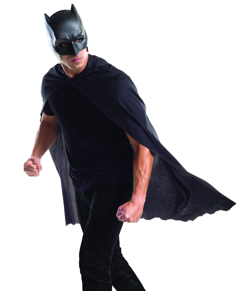 Adults Batman Cape & Mask Set