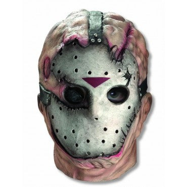 Friday the 13th Jason Voorhees Mask - HalloweenCostumes4U.com - Accessories