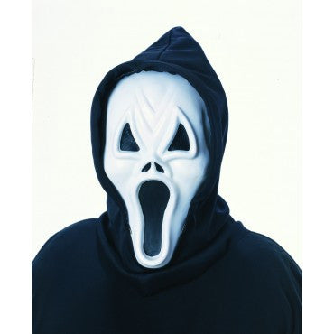 Howling Ghost Mask - HalloweenCostumes4U.com - Accessories