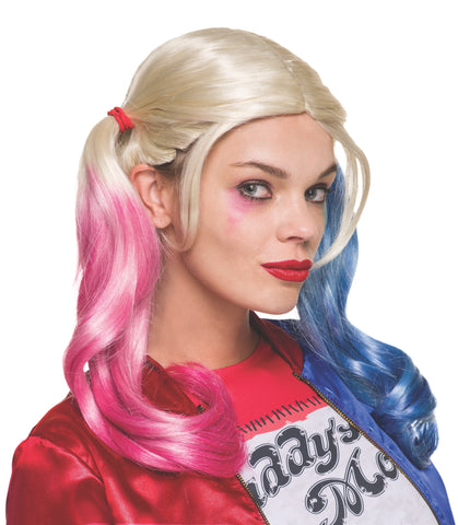 Rubies Suicide Squad Harley Quinn Wig