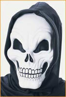 Scary Skull Mask - HalloweenCostumes4U.com - Accessories