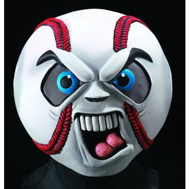Screw Ball Baseball Mask - HalloweenCostumes4U.com - Accessories