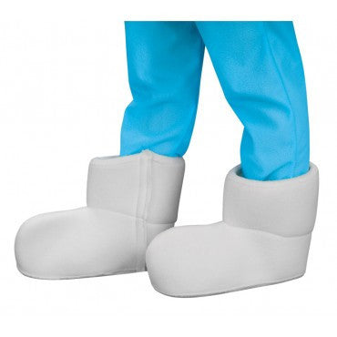 Kids Smurfs Shoe Covers - HalloweenCostumes4U.com - Accessories