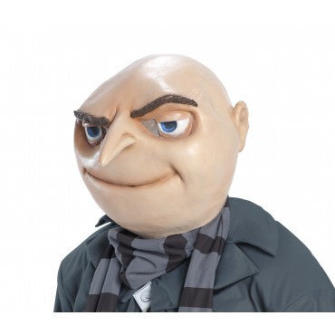 Despicable Me Gru Mask - HalloweenCostumes4U.com - Accessories