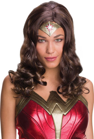 Adults Justice League Wonder Woman Wig