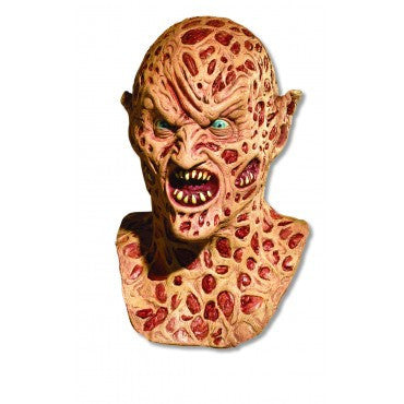 Freddy Kreuger Mask - HalloweenCostumes4U.com - Accessories