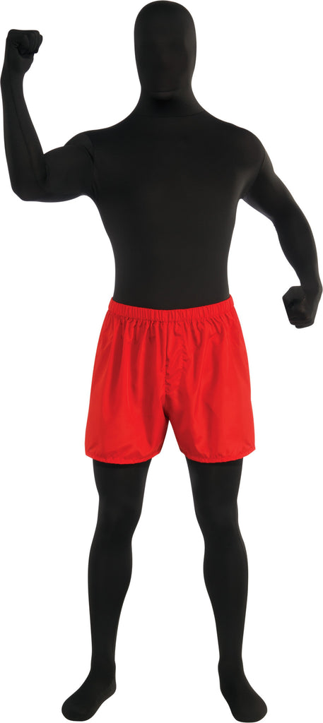 Skin Suit Boxer Shorts - Various Colors - HalloweenCostumes4U.com - Accessories - 1