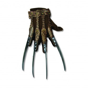 Nightmare on Elm Street Freddy Krueger Glove - HalloweenCostumes4U.com - Accessories