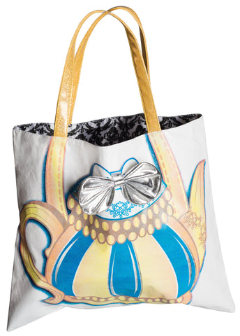 Tea Pot Tote Purse - HalloweenCostumes4U.com - Accessories