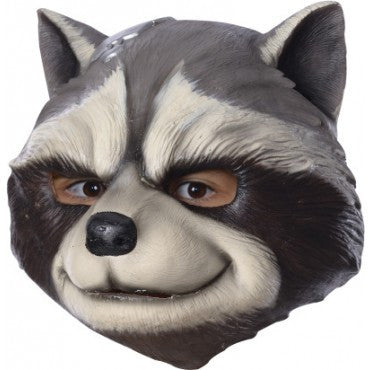 Kids Guardians of the Galaxy Rocket Raccoon Mask - HalloweenCostumes4U.com - Accessories