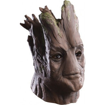 Guardians of the Galaxy Deluxe Groot Mask - HalloweenCostumes4U.com - Accessories