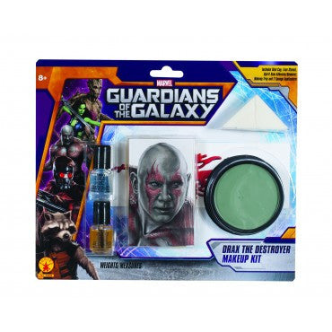 Guardians of the Galaxy Drax the Destroyer Makeup Kit - HalloweenCostumes4U.com - Accessories