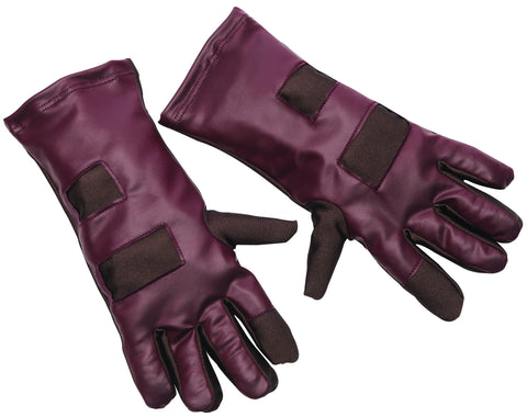 Adults Guardians of the Galaxy Star Lord Gloves - HalloweenCostumes4U.com - Accessories