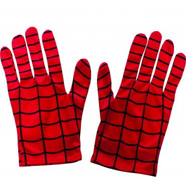 Kids Spider-Man Gloves - HalloweenCostumes4U.com - Accessories