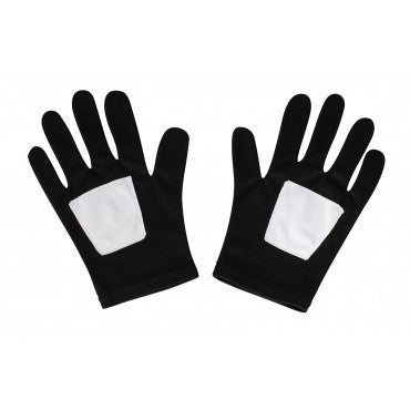 Kids Black Spider-Man Gloves - HalloweenCostumes4U.com - Accessories