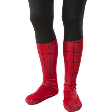 Kids Spider-Man Boot Covers - HalloweenCostumes4U.com - Accessories