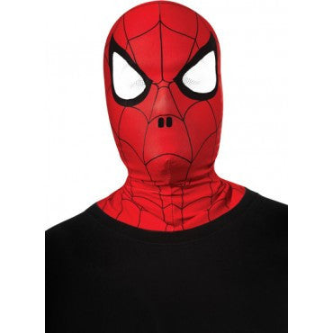 Fabric Spider-Man Mask - HalloweenCostumes4U.com - Accessories