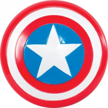 Captain America Molded Shield - HalloweenCostumes4U.com - Accessories