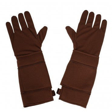 Kids Retro Captain America Gloves - HalloweenCostumes4U.com - Accessories