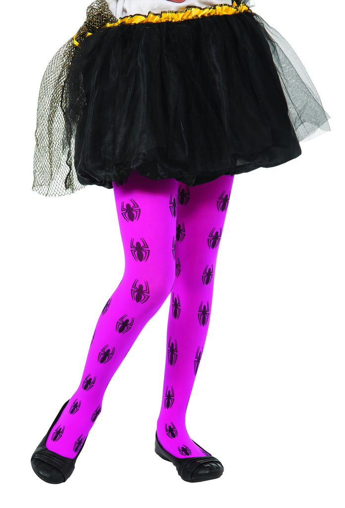 Spidergirl Tights - HalloweenCostumes4U.com - Accessories
