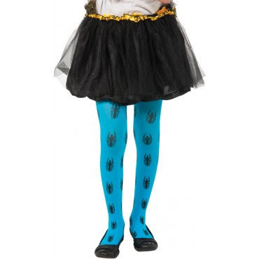 Kids Spider-Girl Tights - HalloweenCostumes4U.com - Accessories