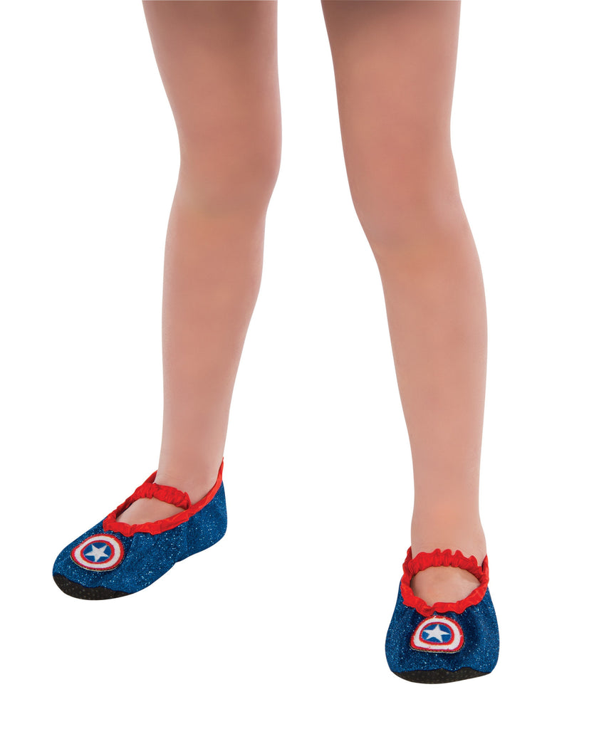 American Dream Slipper Shoes - HalloweenCostumes4U.com - Accessories