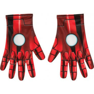Iron Man Gloves - HalloweenCostumes4U.com - Accessories