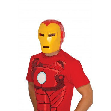 Iron Man Mask - HalloweenCostumes4U.com - Accessories