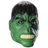 Avengers Hulk Mask - HalloweenCostumes4U.com - Accessories
