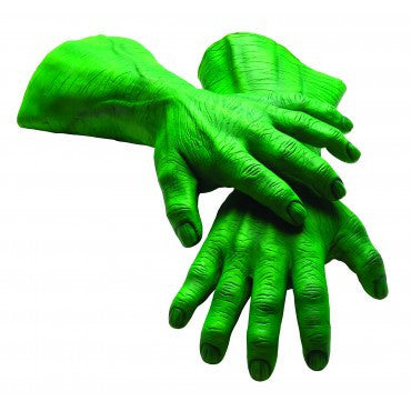 Avengers Hulk Hands - HalloweenCostumes4U.com - Accessories
