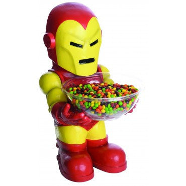 Iron Man Candy Bowl Holder - HalloweenCostumes4U.com - Accessories