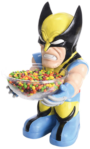 Wolverine Candy Bowl Holder - HalloweenCostumes4U.com - Decorations